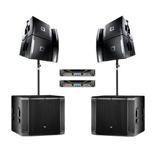 JBL VRX 932 LAP+SRX 818S (SET-3)