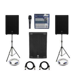 SOUNDVISION TLA-15S X TPX122M