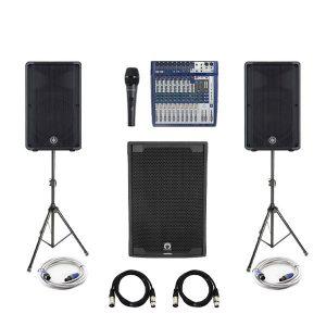 SOUNDVISION TLA-15S X CBR12