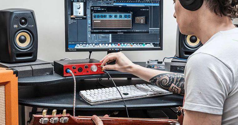 ออดิโออินเทอร์เฟส หรือ Audio Interface คืออะไร?