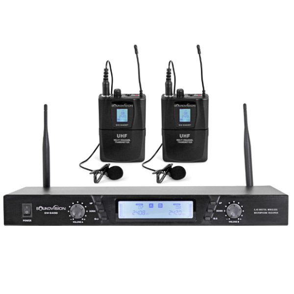 SOUNDVISION DW-240D/BT-LV
