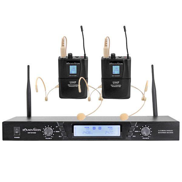 SOUNDVISION DW-240D/BT (HW)