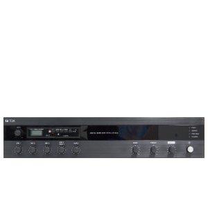 TOA A-3212DM-AS มิกเซอร์แอมป์ 120 วัตต์ 5 Mic 2 Aux พร้อมเครื่องเล่น MP3