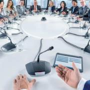 ระบบเสียงห้องประชุม