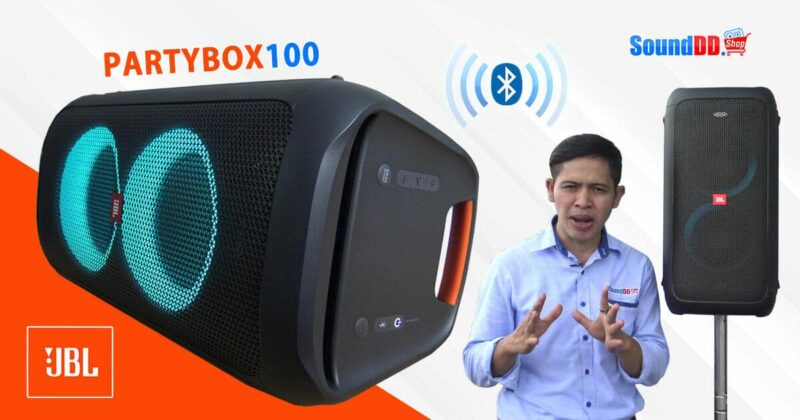 JBL PartyBox 100