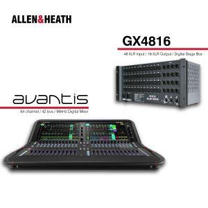 ALLEN&HEATH-Avantis
