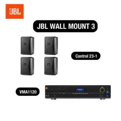WALL MOUNT 3