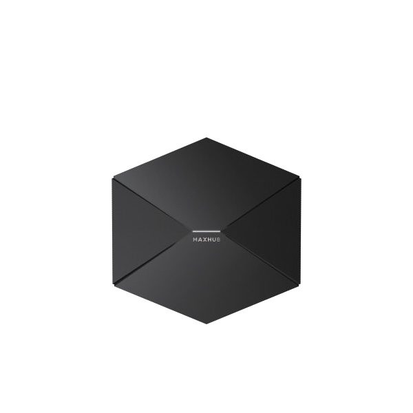 MAXHUB MXH-WB01 Wireless Screen Sharing Box กล่องแชร์ภาพหน้าจอ แบบไร้สาย 4K