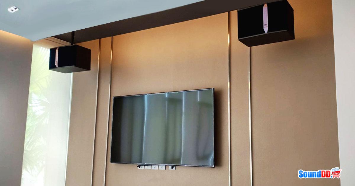 ระบบเสียงโรงแรม iSanook หัวหิน