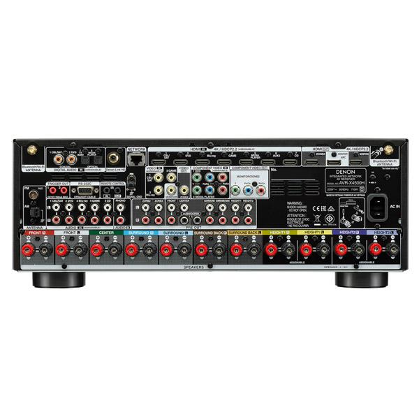 AVR-X4500H-rear