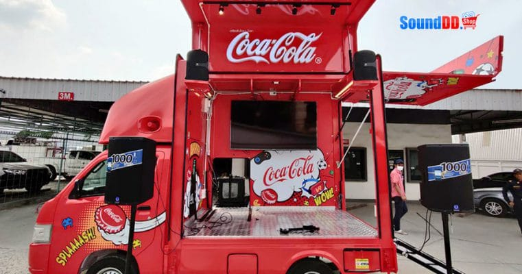 SoundDD On Tour พาชมเครื่องเสียงรถ Food Truck สุดเท่จาก M.K.C.