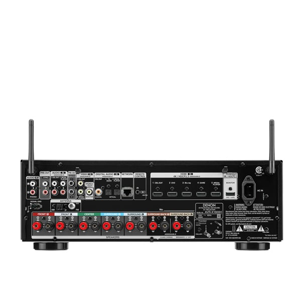 AVR-X1600H-REAR