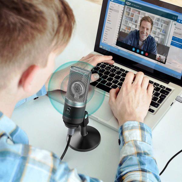 FiFine k670 video call