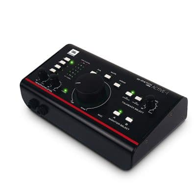 JBL M-Patch Active-1 กล่องควบคุมและสลับสัญญาณเสียง