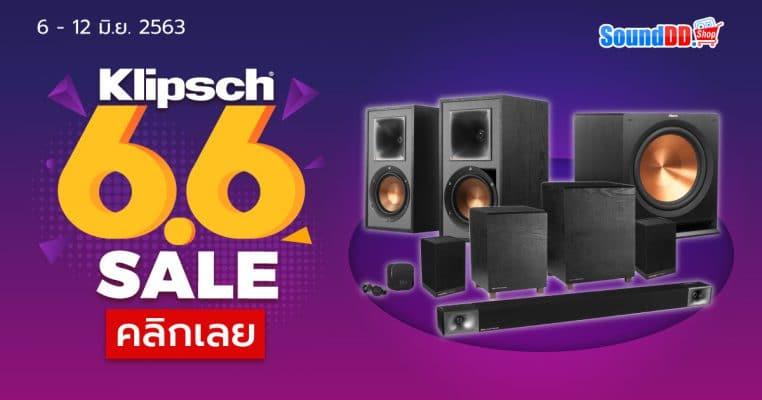 Klipsch 6.6 Sale