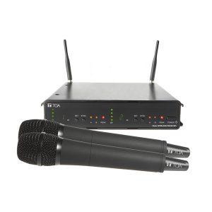 WS-422-AS-1 Dual Channel Wireless Set