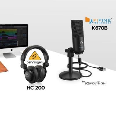 HC-200+K670B