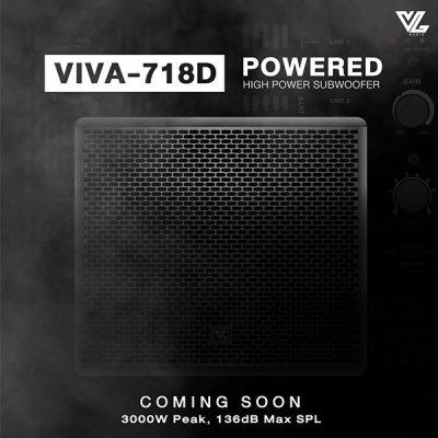 VL-AUDIO VIVA-718D
