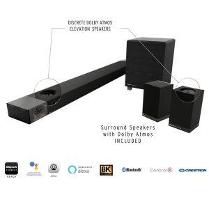 CINEMA-1200 Dolby Atmos Sound Bar