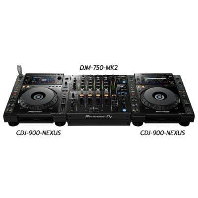 PIONEER-DJ-BUNDLE-SET-2 ชุดเครื่องเล่นดีเจ
