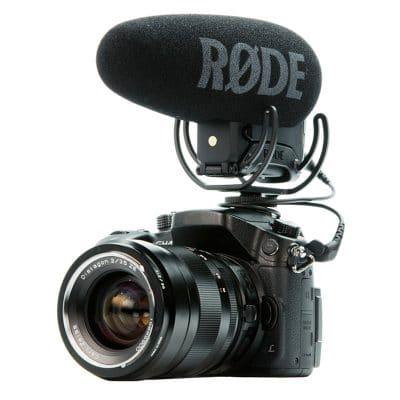 ไมโครโฟน Camera DSLR