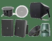 Installation-Loudspeaker