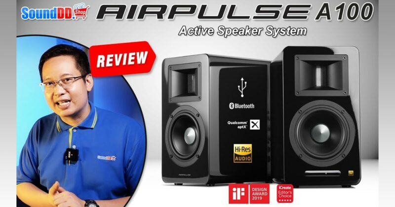 AIRPULSE A100 Review Banner