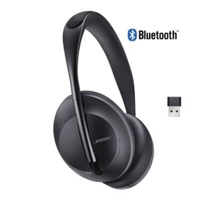 หูฟังตัดเสียงรบกวน แบบไร้สาย BOSE 700 UC (สีดำ)