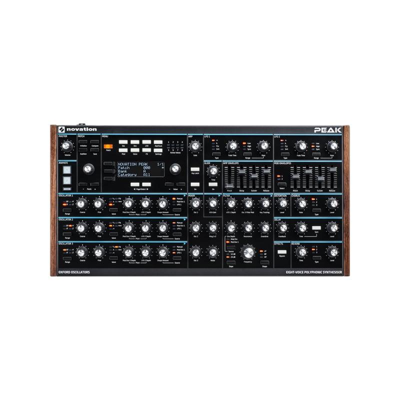 ซินธิไซเซอร์ (synthesizer)