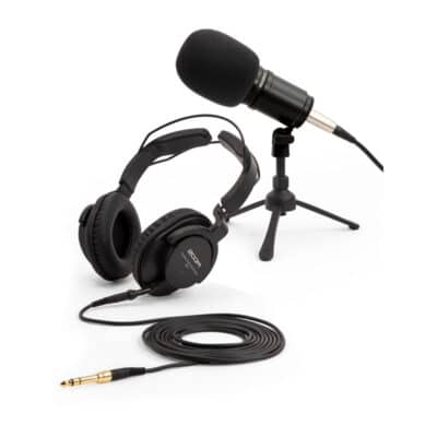 ZOOM PODCAST MIC PACK