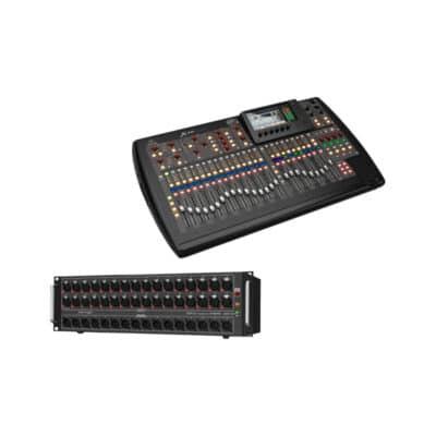 BEHRINGER X32 x BEHRINGER S32