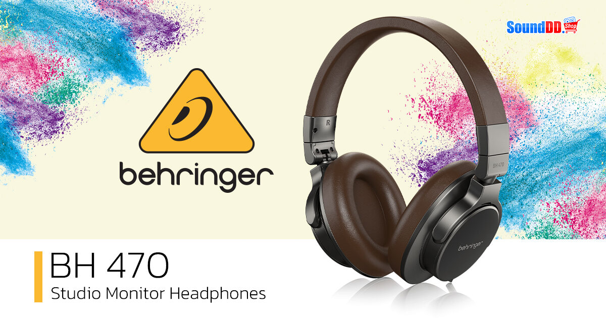 BEHRINGER BH 470 Review