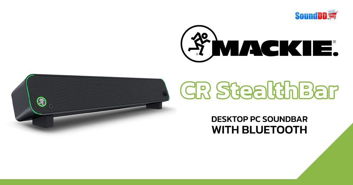 MACKIE-CR-StealthBar