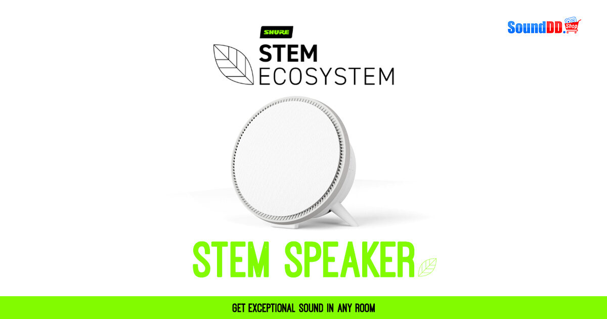 SHURE-STEM-ECOSYSTEM-SPEAKER